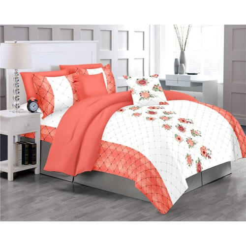 Cotton printed bed sheet manufacturers, wholesale suppliers & exporters in kolkata, India