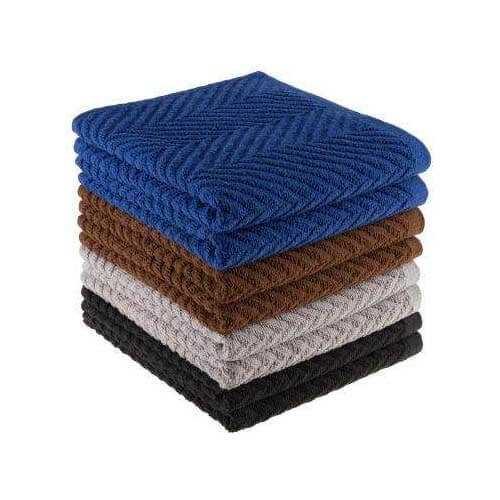 White cotton kitchen towels wholesale manufacturers in India